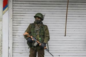 Quân nhân Ấn Độ bất ngờ bắn chết 3 đồng đội rồi tự sát