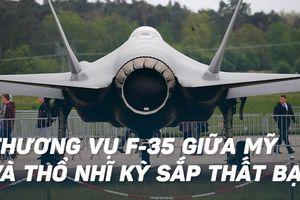 Mỹ có thể ngưng bán F-35 cho Thổ Nhĩ Kỳ
