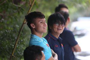 Chờ Quang Hải trong vai trò thủ quân U.23 Việt Nam