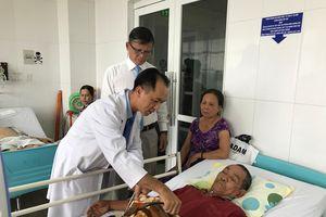 Cứu sống bệnh nhân 67 tuổi bị ngưng tim nguy kịch