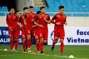 Bình luận trực tiếp trước trận U.23 Việt Nam và U.23 Brunei