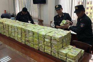 Đường đi của 300kg ma túy vừa bị bắt giữ ở TP HCM