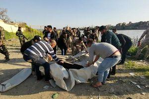 Chìm phà ở Iraq, gần 100 người thiệt mạng
