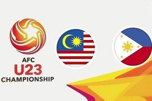Trực tiếp bóng đá U23 Malaysia 3-0 U23 Philippines: Đẳng cấp vượt trội của đội chủ nhà