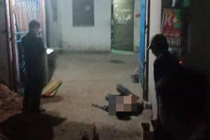 Người đàn ông bị đâm chết trong lúc nhậu tại dãy trọ