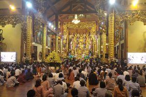 Quảng Ninh kiểm tra chùa Ba Vàng cúng oan gia trái chủ có phạm pháp?