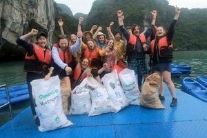 Thử thách dọn rác và 'kỳ tích' của những 'Trashpackers'