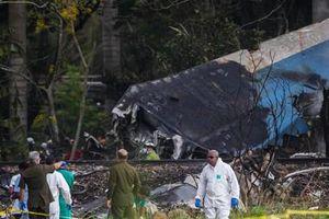 Người sống sót duy nhất trong tai nạn máy bay tại Cuba xuất viện