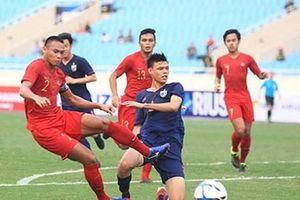 Xem trực tiếp trận đấu U23 Indonesia quyết đấu U23 Thái Lan