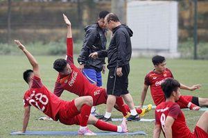 Xem trực tiếp trận đấu ra quân U23 Việt Nam - U23 Brunei