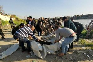 Chìm phà ở Bắc Iraq, gần 100 người thiệt mạng