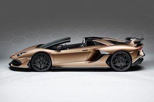 Chi tiết siêu xe mui trần mạnh nhất trong lịch sử hãng Lamborghini