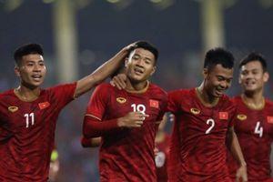 TRỰC TIẾP U23 Việt Nam vs U23 Brunei: 3 bàn cách biệt