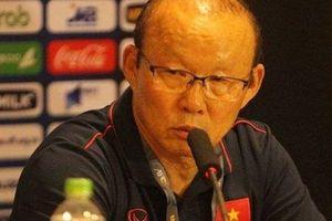 HLV Park Hang-seo nói gì về chiến thuật đánh bại U23 Brunei?