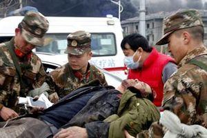 Nổ nhà máy hóa chất Trung Quốc, ít nhất 44 người thiệt mạng
