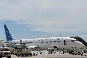 Hãng hãng không Garuda của Indonesia hủy đơn hàng mua 50 máy bay Boeing 737 MAX 8