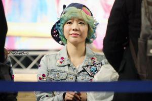 Chẳng biết từ bao giờ mà xanh lét trở thành màu tóc quốc dân của các idol