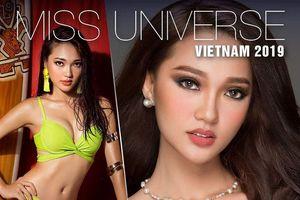 Bạn gái tin đồn của Phan Văn Đức thông báo dự thi làm người kế nhiệm H'Hen Niê