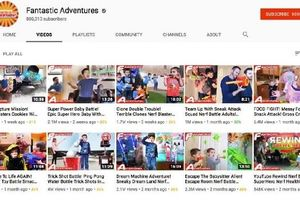 Chủ kênh YouTube ở Mỹ bị bắt vì lạm dụng trẻ em để kiếm tiền