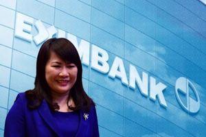 Chân dung tân Chủ tịch HĐQT Eximbank Lương Thị Cẩm Tú