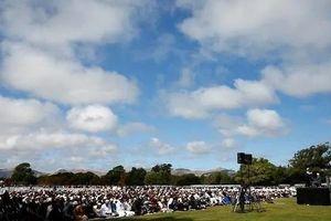 New Zealand tưởng niệm các nạn nhân vụ xả súng
