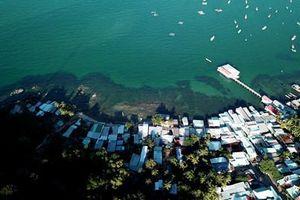 Đảo ngọc Phú Quốc nhìn từ trên cao
