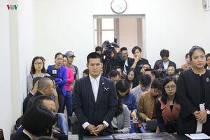 Công ty Tuần Châu kháng cáo án sơ thẩm vụ kiện liên quan Việt Tú