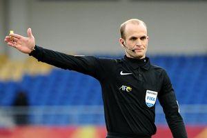 Trọng tài bắt trận U23 Việt Nam - U23 Brunei là ai?