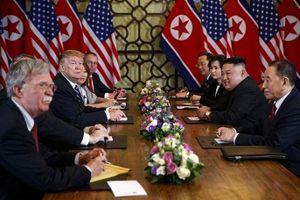 'Tổng thống Trump đưa ra một loạt lựa chọn, ông Kim Jong-un từ chối tất cả'