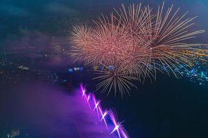 Lễ hội pháo hoa Quốc tế Đà Nẵng 2019: Những dòng sông kể chuyện