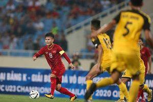 U-23 Việt Nam - U-23 Brunei (6-0): Mưa gôn chờ đón Indonesia