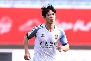 Công Phượng tiết lộ khó khăn khi thi đấu 30 phút đầu tiên ở K.League