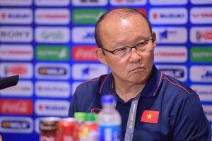 HLV Park Hang-seo: 'U23 Việt Nam chưa hoàn thiện nhưng tôi hài lòng'