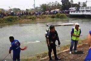 Tai nạn xe khách tại Thái-lan, năm người Việt tử vong