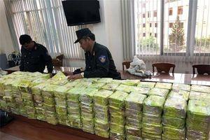 Phối hợp Philippines, bắt giữ thêm 276 kg ma túy