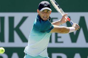 Miami Open: Thiem thua ngay trong trận mở màn, Djokovic loại Tomic