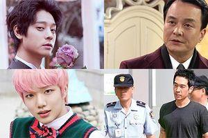 Bê bối tình dục của sao nam Hàn: Người tù tội, kẻ tử tự