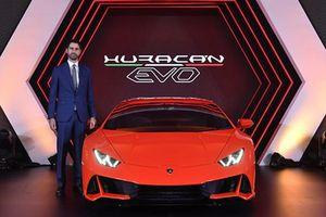 Lamborghini Huracan EVO 2020 tại Thái Lan giá 17,99 tỷ đồng