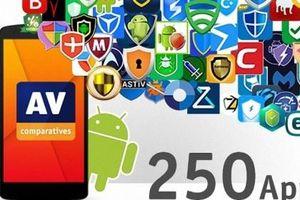 Đa số phần mềm diệt virus dành cho Android là vô dụng