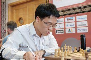 Lê Quang Liêm, Nguyễn Anh Khôi cùng thắng ở giải cờ vua quốc tế Sharjah Masters