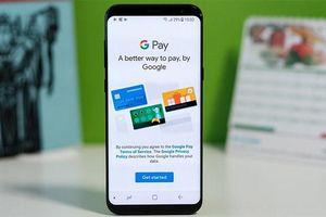 eBay hỗ trợ thanh toán bằng Google Pay