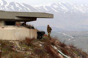 Điểm nóng Cao nguyên Golan