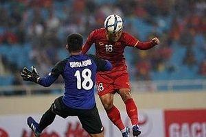 U23 Việt Nam 'vùi dập' U23 Brunei