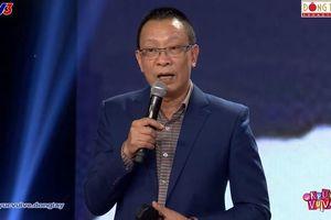 MC Lại Văn Sâm chia sẻ xúc động về duyên và quá trình gắn bó với VTV