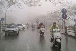 Hà Nội nhiều mây, có mưa vài nơi