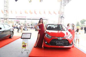 Cơ hội trải nghiệm các mẫu xe nổi bật của Toyota tại 'CHẠM.THỬ.TIN'
