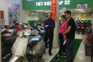 Cấm xe máy điện ở Hà Nội, dân buôn méo mặt