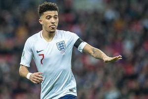 MU bí mật đàm phán Sancho, Arsenal tìm người thay Ramsey
