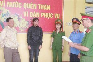 Nữ giảng viên trường cao đẳng bị bắt vì lừa chạy việc