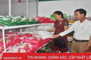Khai trương cửa hàng thực phẩm sạch tại TP Hà Tĩnh